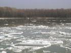 Озёра вскрылись.